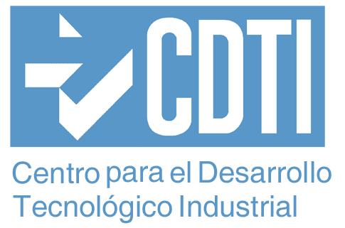 Logo proyectos de Innovación CDTI.
